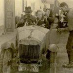 Prvý slovenský automobil Drndička