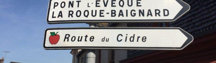 Route du Cidre