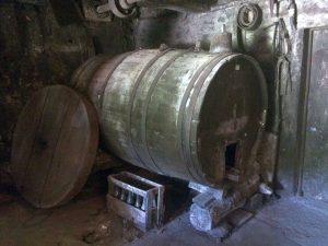 Pivnička v Kalvadose