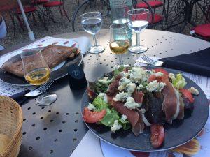 Večera v Kalvadose