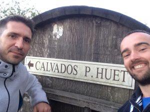 Calvados Pierre Huet