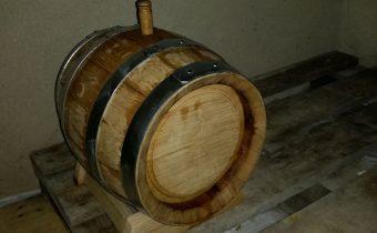 5 krokov ako pripravyť nový dubový sud