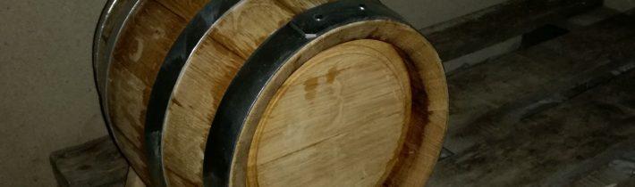 5 krokov ako pripraviť nový dubový sud