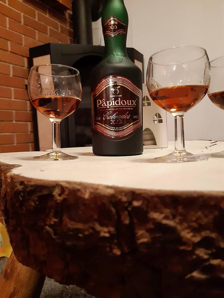 Calvados Papidoux