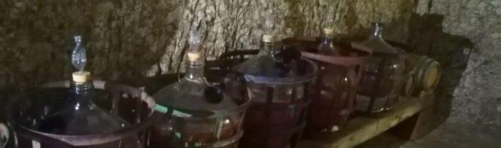 Fermentujúce demižóny